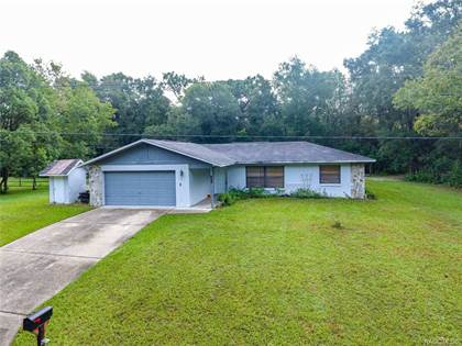 Residential Property for sale in 3645 S Placid Avenue, Inverness, FL, 34452