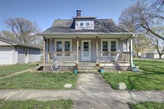 Single Family for sale in 202 South 2nd Street, Fisher, IL, 61843