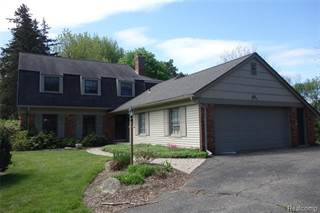 Single Family for rent in 4576 WAGON WHEEL Drive, Bloomfield Township, MI, 48301