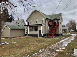 Multi-family Home for sale in 401 W WHEELER Street, Macomb, IL, 61455