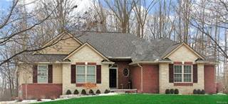 Single Family for sale in 1019 WOOD TRAIL, Oxford, MI, 48371