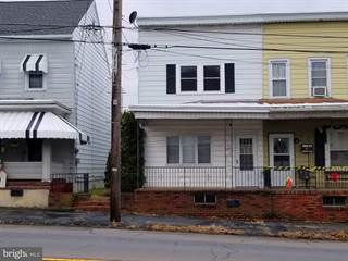 Townhouse for sale in 338 S LEHIGH AVENUE, Frackville, PA, 17931