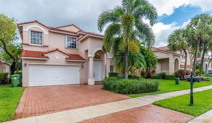 Residential Property for sale in 15641 SW 16th St, Pembroke Pines, FL, 33027