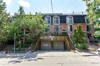 Condo for sale in 390 George str., Toronto, Ontario
