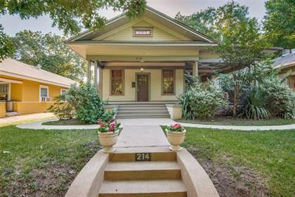 Residential Property for sale in 214 N Edgefield Avenue, Dallas, TX, 75208