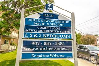 Apartment for rent in Condo Quality 3 Bedroom Suites Available Immed 2 Bedrooms Avail Dec 1st, Port Colborne, Ontario