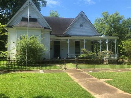 Residential Property for sale in 201 E Jefferson St., Aberdeen, MS, 39730