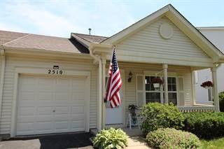 Duplex for sale in 2510 Stonybrook Drive, Plainfield, IL, 60586