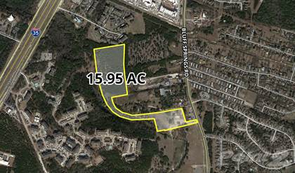 Land for sale in 7614 Bluff Springs Road, Austin, TX, 78744