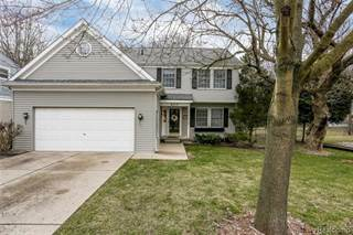 Single Family for sale in 826 MILLER Avenue, Rochester, MI, 48307
