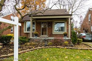 Single Family for sale in 1395 ALINE Drive, Grosse Pointe Woods, MI, 48236