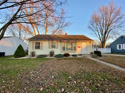 Residential Property for sale in 14772 AUBURNDALE Street, Livonia, MI, 48154