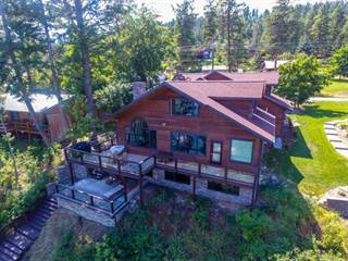 Single Family for sale in 199 Old Us Hwy 93, Somers, MT, 59932