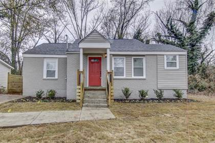 Residential Property for sale in 1036 Ashby Terrace, Atlanta, GA, 30314