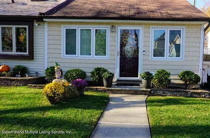 Residential Property for sale in 21 Ackerman Street, Staten Island, NY, 10308