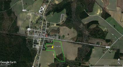 Lots And Land for sale in 0 E Railroad Avenue, Walstonburg, NC, 27888