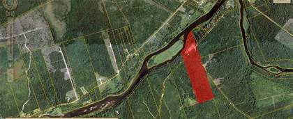 Vacant Land for sale in - Brophy Road, Blackville, New Brunswick, E9B1P8