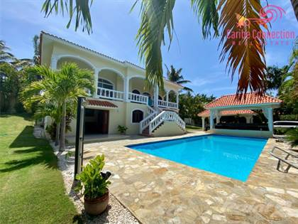 Residential Property for sale in LOOKING FOR AN ARTSY NEIGHBORHOOD BY THE BEACH? THIS IS YOUR VILLA!, Cabarete, Puerto Plata