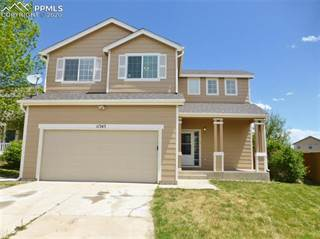 Single Family for rent in 11343 Berry Farm Road, Fountain, CO, 80817