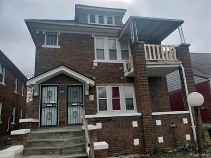 Residential Property for rent in 4281 DUANE Street, Detroit, MI, 48204