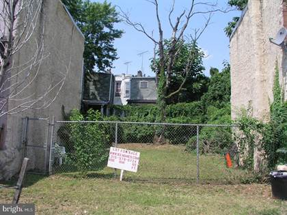 Lots And Land for sale in 2639 ROBERTS AVENUE, Philadelphia, PA, 19129