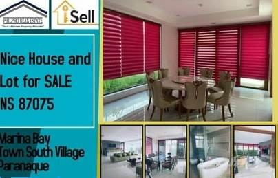 Residential Property for sale in Nice House and Lot for SALE in Marina Bay, Paranaque, Pasay City, Metro Manila