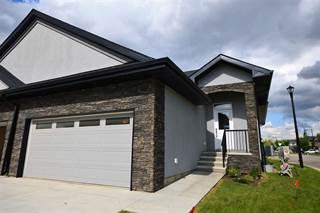 Condo for sale in 104 ALLARD LI SW, Edmonton, Alberta, T6W2N2