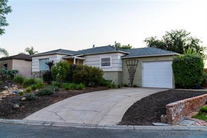 Residential for sale in 3938 Donna Ave, San Diego, CA, 92115