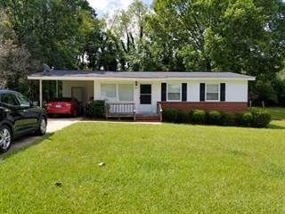 Single Family for sale in 101 OAK AVENUE, Milledgeville, GA, 31061