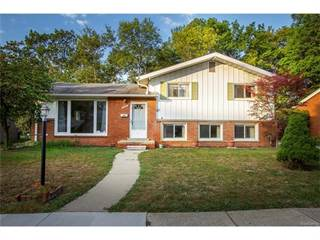 Single Family for sale in 33921 SLEEPY HOLLOW, Livonia, MI, 48150