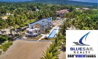 Residential Property for sale in Brand New 1 and 2 Bedroom Oceanfront Condo, Cabarete Dominican Republic, Cabarete, Puerto Plata