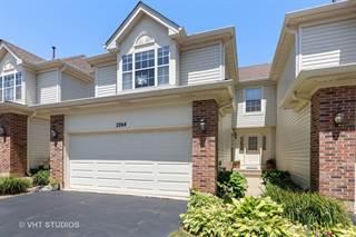Townhouse for sale in 2264 Seaver Lane, Hoffman Estates, IL, 60169