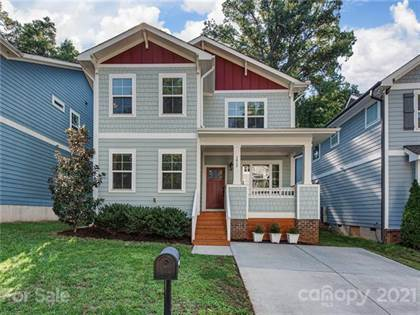 Residential Property for sale in 1412 Sumter Avenue, Charlotte, NC, 28208