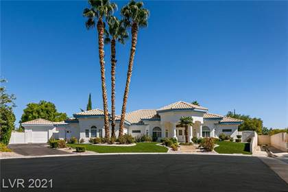 Residential Property for sale in 8010 Mackenzie Court, Las Vegas, NV, 89129