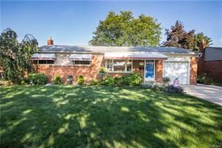 Single Family for sale in 9800 ECKLES Drive, Livonia, MI, 48150