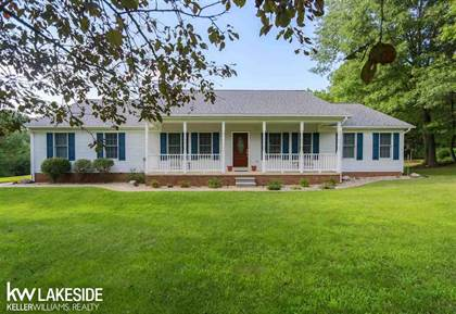 Residential Property for sale in 465 Mack, Addison Township, MI, 48367