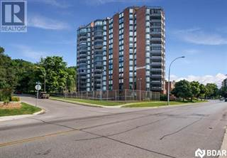 Condo for sale in 102 -COLLIER Street, Barrie, Ontario