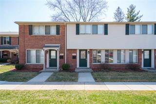 Townhouse for sale in 11374 Canal Rd, Sterling Heights, MI, 48314