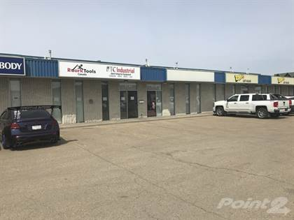 Industrial for rent in 4738/40 - 76 Avenue, Edmonton, Alberta, T6B 0