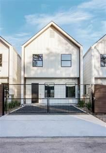 Residential Property for sale in 4606 Fisk Street B, Houston, TX, 77009