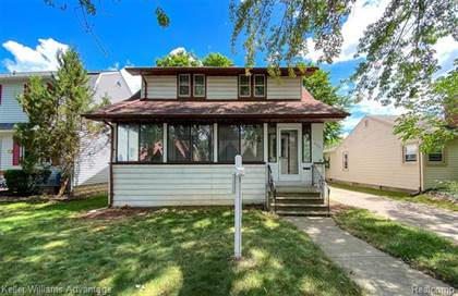 Residential Property for sale in 320 WESLEY Street, Rochester, MI, 48307