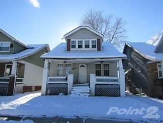 Residential Property for sale in 7192 Iowa Street, Detroit, MI, 48212