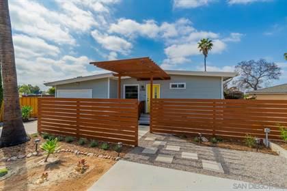 Residential for sale in 6486 Montezuma, San Diego, CA, 92115