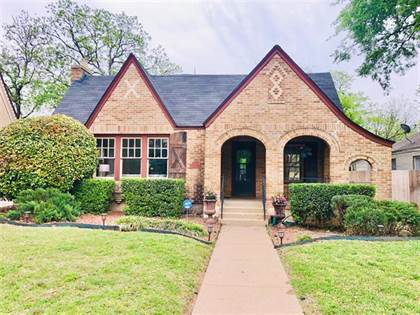 Residential Property for sale in 3401 Rogers Avenue, Fort Worth, TX, 76109
