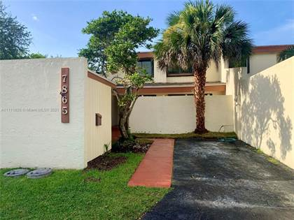 Residential Property for sale in 7865 SW 106th Cir 7865, Miami, FL, 33173