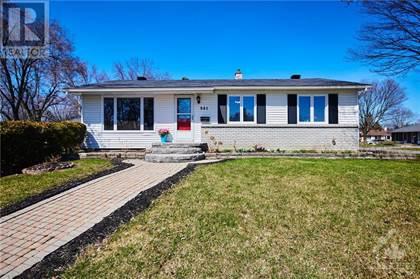 Single Family for sale in 561 EASTVALE DRIVE, Ottawa, Ontario, K1J6Z2