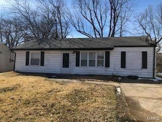 Residential for sale in 9841 Dennis Drive, Ferguson, MO, 63136