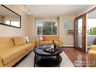 Single Family for sale in 2201 Pearl St 103, Boulder, CO, 80302