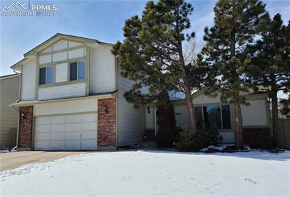 Residential Property for sale in 8140 Lythrum Drive, Colorado Springs, CO, 80920