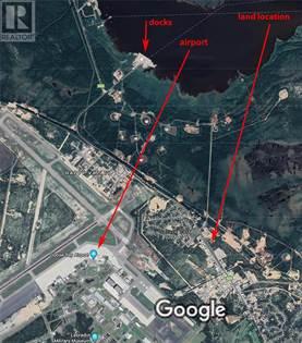 Vacant Land for sale in 422-426 Hamilton River Road, Happy Valley - Goose Bay, Newfoundland and Labrador, A0P1C0